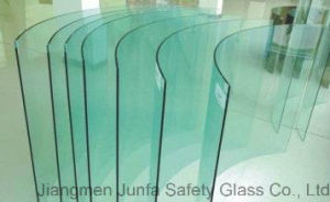 Curved Tempered Glass (single glass and compounded glass with laminated or IGU)