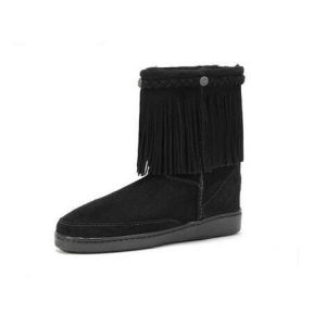 Women Boots with Tassels pictures & photos