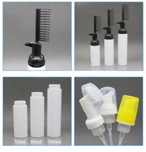 Plastic Foam Pump Bottle, Small Foam Pump Bottle with a Comb (FB10) pictures & photos