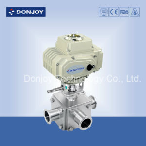 Non-Retention Ball Valve with Horizontal Actuator pictures & photos
