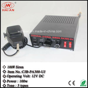 High Quality Alarm Siren (CJB-PA300-UJ) pictures & photos
