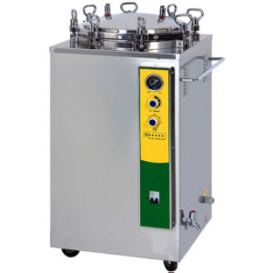 Double Scale Indication Steam Autoclave Sterilizer Equipment pictures & photos