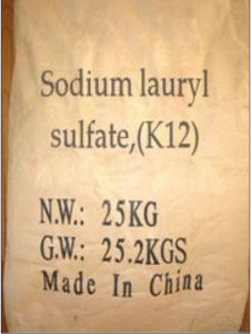 High Quality 95% Sodium Lauryl Sulfate (SLS, K12) pictures & photos