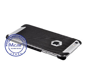 Best Hexagon Carbon Fiber Mobile Phone Covers Accessories for Apple iPhone 6 Plus pictures & photos