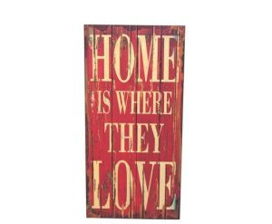 Wholesale Antique Printed Wall Decorations with Love Letters pictures & photos