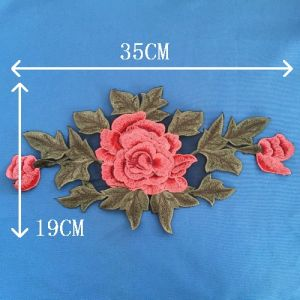 Make-to-Order Popular 3D Ladies Collar Design pictures & photos
