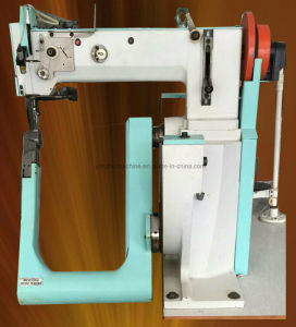 Used Italy Computerized Leather Sewing Machine (PEMA087) pictures & photos