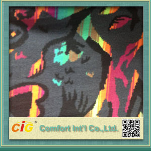 Low Price Polyester Upholstery Auto Seat Fabric pictures & photos