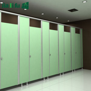 Jialifu Elegant Compact HPL Panel Wc Stall Partition pictures & photos