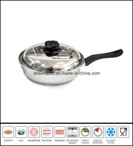 Frypan Skew Body Gourmet Skillet Cookware pictures & photos
