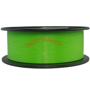 Well Coiling ABS 1.75mm Green 3D Printing Filament pictures & photos