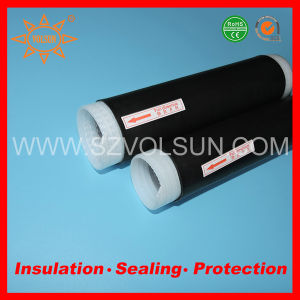 ID25*178mm EPDM Cold Shrink Tube pictures & photos