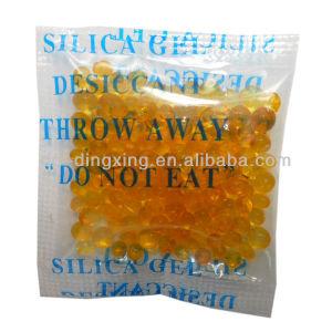 10g 10% Orange Silica Gel Desiccant pictures & photos