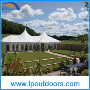 Outdoor Clear Span High Peak Party Marquee Wedding Tent for Sale pictures & photos