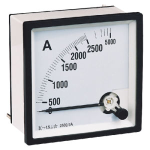 Analog Panel Meter Moving Iron AC Ammeter pictures & photos