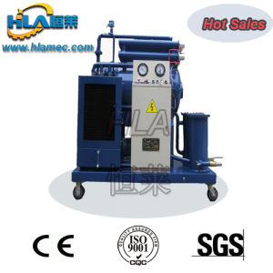 Single Vacuum Insulation Oil Purification Machine pictures & photos