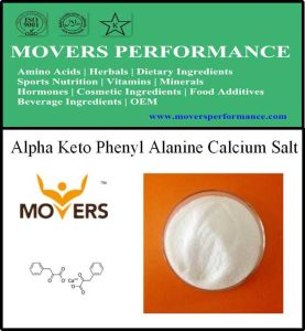 Factory Supply High Quality Alpha Keto Phenyl Alanine Calcium Salt pictures & photos