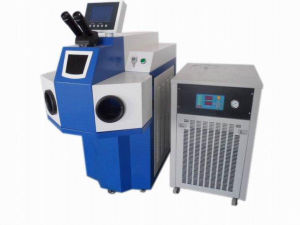 Portable Jewelry Laser Welding Machine pictures & photos
