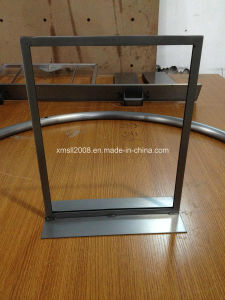 Metal Sign Holder Desktop Counter Display (MD052) pictures & photos