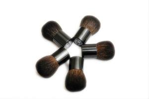 Kabuki Brush Makeup Brush in Goat Hair pictures & photos