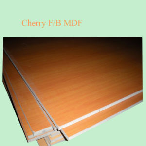 Cut to Size MDF with Best Quality MDF Factory pictures & photos