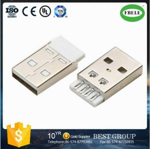 RJ45 USB Connector USB a Connector Telephone Keypad USB (FBELE) pictures & photos