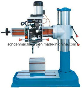 Drilling Diameter 32mm Radial Drill Press pictures & photos
