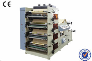 Flexographic Printing Machine for 6 Colors pictures & photos