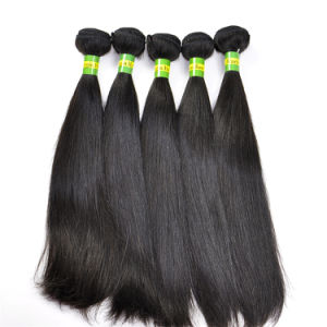 Brazilian Virgin Hair Extensions Straight 26inch pictures & photos