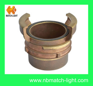Bronze Female Bsp Thread French Guillemin Coupling pictures & photos