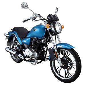 Cruiser Motorcycle 150cc Blue