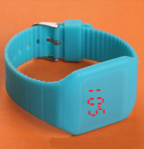 Fashion Custom LED Digital Touch Screen Watch pictures & photos