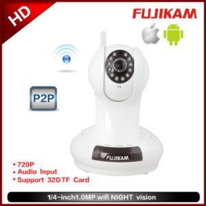 CMOS 360 Degree 1280*720 P2p Wireless IP Camera (FM0002A)