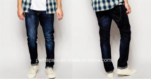Fashion Mens Indigo Leisure Jeans pictures & photos