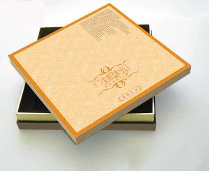 Black Corrugated Cardboard Mailing Box Packaging pictures & photos