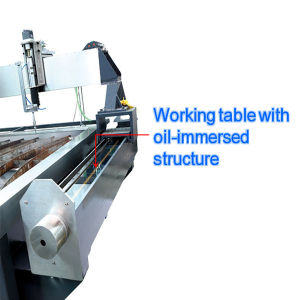 Bridge Waterjet Cutting Machine with Factory Price pictures & photos