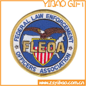 High Quality Embroidered Patches for Garment (YB-e-001) pictures & photos