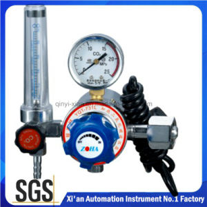 Oxygen Acetylene Argon and Nitrogen Gas Carbon Dioxide Pressure Reducer pictures & photos