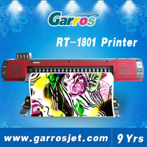 China Best Roll to Roll Garros Sublimation Printer Digital Fabric Textile Printer for Polyester pictures & photos