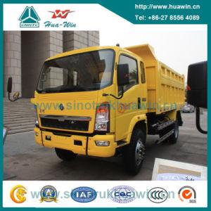 Sinotruk New Huanghe 4X2 Tipper Dump Truck 8 Ton pictures & photos
