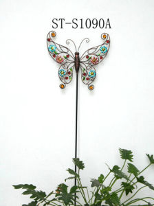OEM Design Fashion Butterfly Metal Craft pictures & photos