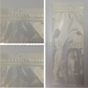 Transparent Storage Food Packaging Bag Flat Bag pictures & photos