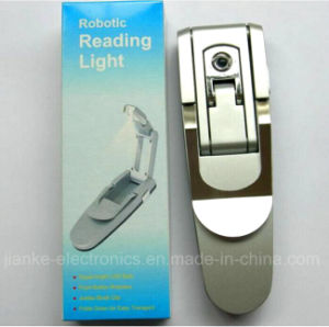LED Reading Book Lamp with Logo Printed (4002) pictures & photos