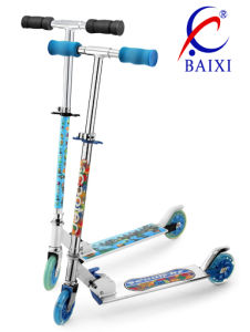 Childrens Scooter with Aluminum Alloy Pedal (BX-2M006) pictures & photos