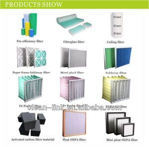 Extended Surface Disposable Panel Pre Filter, Primary Filter, Paper Filter pictures & photos