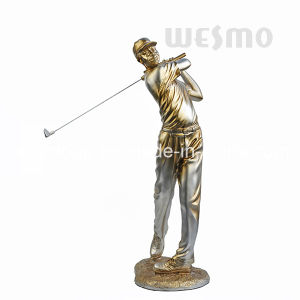 Resin Uttermost Practice Shot Figurines (WTS0008A&B) pictures & photos