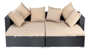 Outdoor Rattan Sofa Furniture for Wholesale
