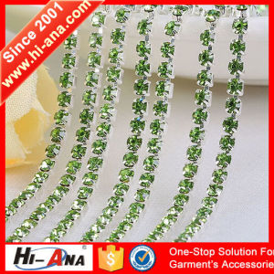 Sedex Factory Various Colors Crystal Rhinestone Trim pictures & photos