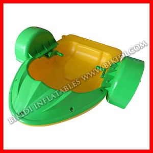 Plastic Paddle Boats for USA, Good Price Padle Boat, Water Bike, Fishing Boats, Power Paddle Boat for Sale pictures & photos