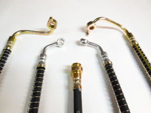 High Pressure High Temperature Flexible Hydraulic Hose pictures & photos